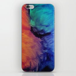Their Powers Combined iPhone Skin