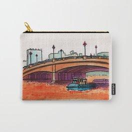 Jones Bridge Carry-All Pouch