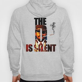 The D is Silent Hoody