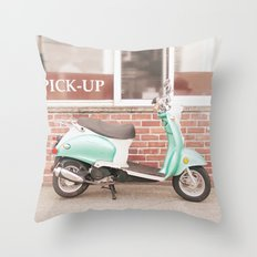 A Sweeter Ride Throw Pillow