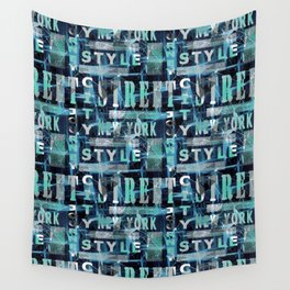 Urban style.2 Wall Tapestry