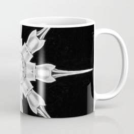 Ninja Star 3 Coffee Mug