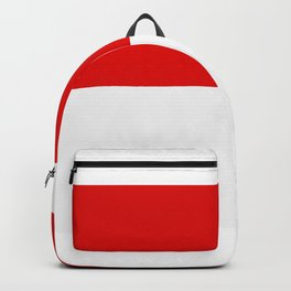 flag of indonesia Backpack