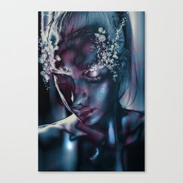 "ALYSSUM ""With Eyes Averted"" Canvas Print"