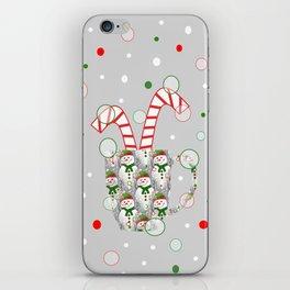 Taste Of Christmas iPhone Skin