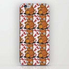Mom's Bear Love iPhone Skin
