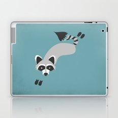 Robby Raccoon Laptop & iPad Skin