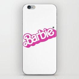 Barbie Girl iPhone Skin