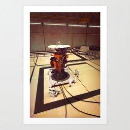 Cassini Integration Art Print