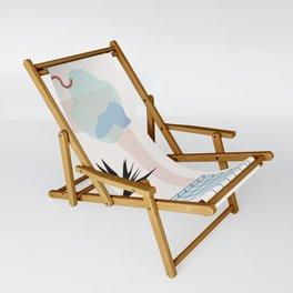 // Royal Gardens 01 Sling Chair