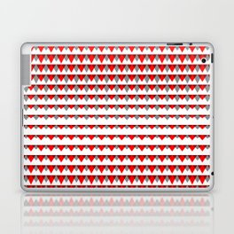 embers geometric pattern Laptop & iPad Skin