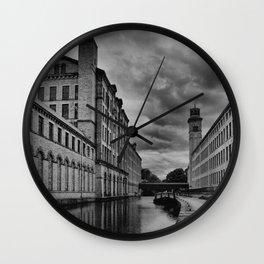 Yorkshire Mills Wall Clock