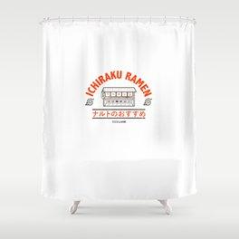 Ramen Art Print Shower Curtain