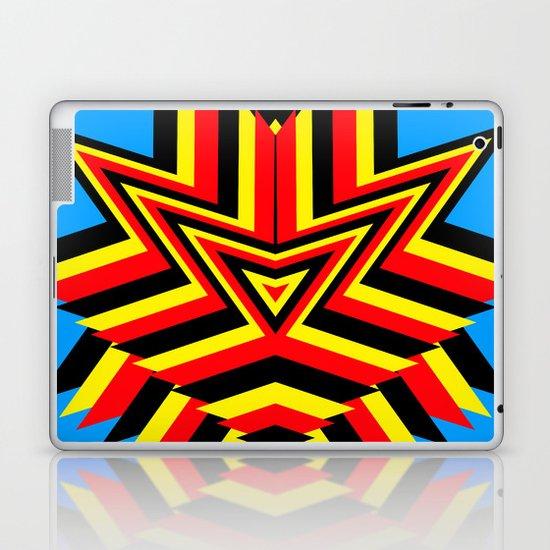 Swishy-Swashy Laptop & iPad Skin