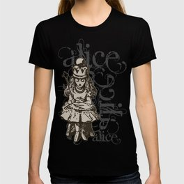 Alice as Queen T-shirt