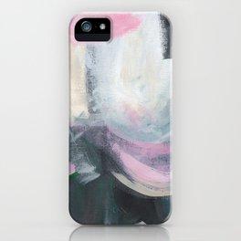Bubblegum Sky iPhone Case