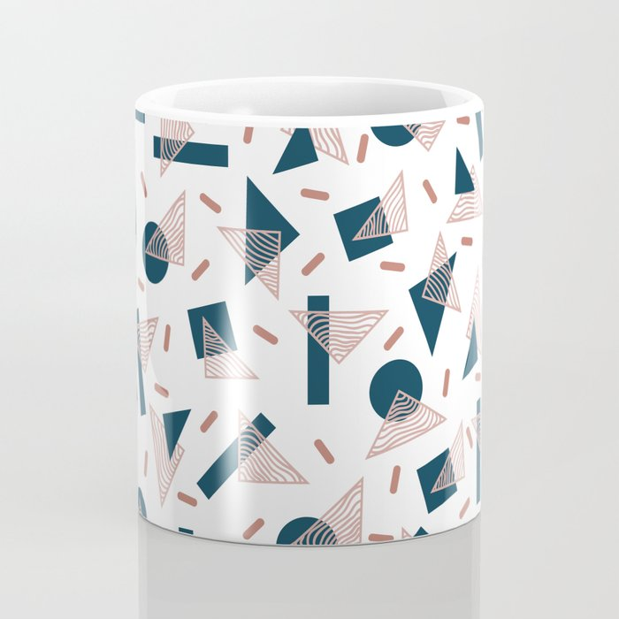 Riv Blue Mug Coffee Mug