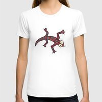 lizard T-shirts featuring Lizard by Sproot