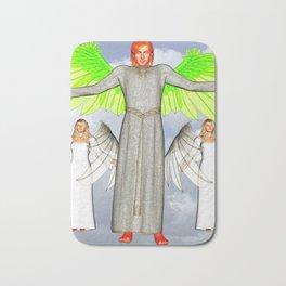 Arch Angel Gabriel Bath Mat