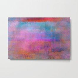 Pink Desert Metal Print