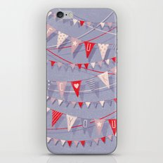 Hate card iPhone & iPod Skin