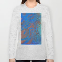 Abstract No. 209 Long Sleeve T-shirt