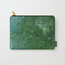 Emeralds Carry-All Pouch