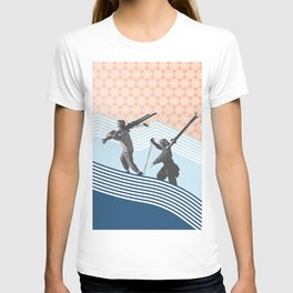 Finding the Perfect Line T-shirt