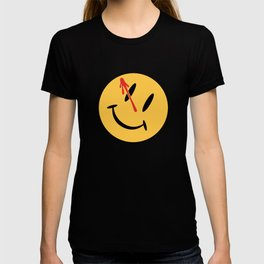 Who Watches Who? T-shirt