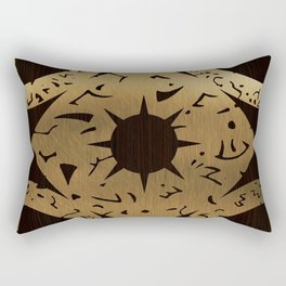 Lament Configuration Side F Rectangular Pillow