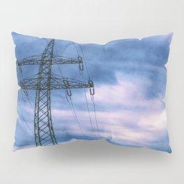 Power Lines Pillow Sham