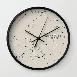 Constellation I Wall Clock