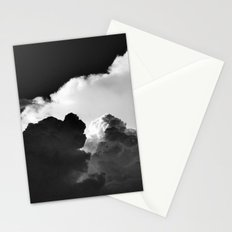 'Colliding Clouds' Stationery Cards