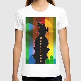 Barcelona Two T-shirt