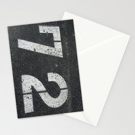 The 72 SOLD!  Stationery Cards