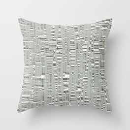 Texture az Birch Throw Pillow