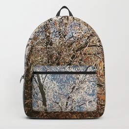 Autumn Moving In Backpack
