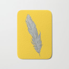 What if I fall? Oh! But what if you fly? Bath Mat