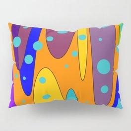 Groovy Pillow Sham