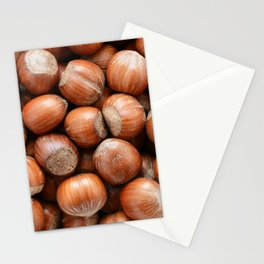 Hazelnuts Stationery Cards
