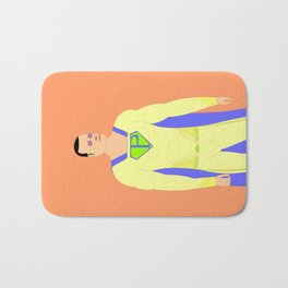 Superman (III) Bath Mat