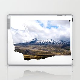 I Love Washington II Laptop & iPad Skin