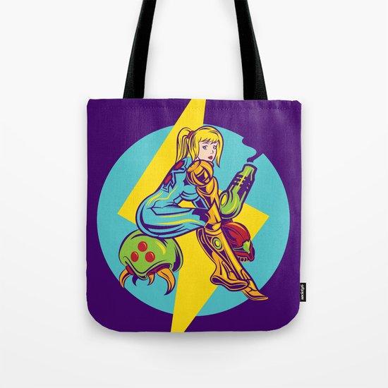 Femme Fatale Hunter  Tote Bag