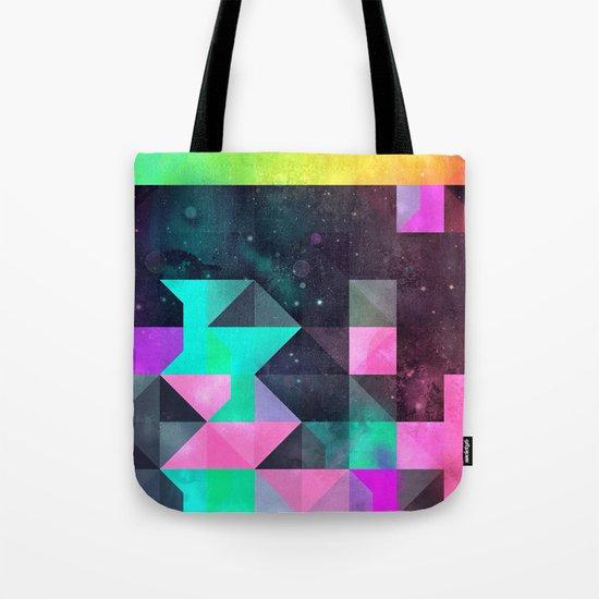 hyppy f'xn rysylyxxn Tote Bag