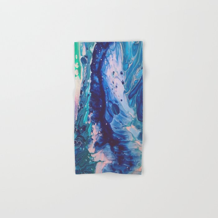 Aquatic Meditation Hand & Bath Towel