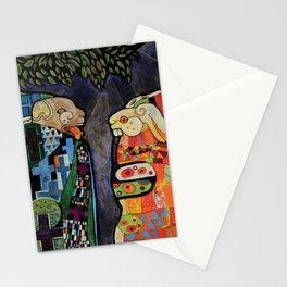 El Beso de la Maya (The Kiss of the Maya) Stationery Cards