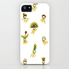 Dead Vegetation  iPhone Case