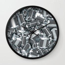 Lounge Act II Wall Clock