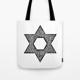 Star of David (Jewish star) Tote Bag