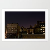 How This Night is Different - New York Art Print